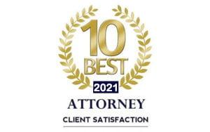 2021最佳意外伤害律师